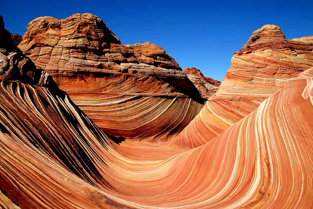 The Wave - Paira Canyon - UT