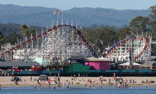 Santa Cruz - Boardwalk