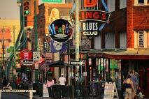 Beale Street - Memphis - Tennesse