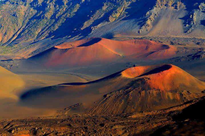 Haleakala National Park - Maui