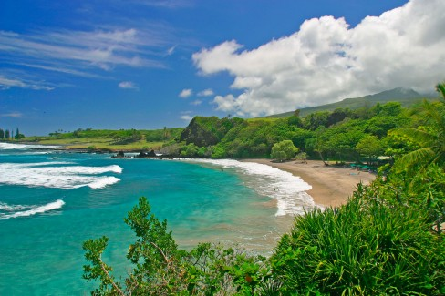 Hamoa Beach - Maui - HI
