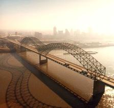 Hernando de Soto Bridge - Memphis