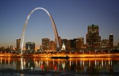 St. Louis - Missouri Gateway Arch