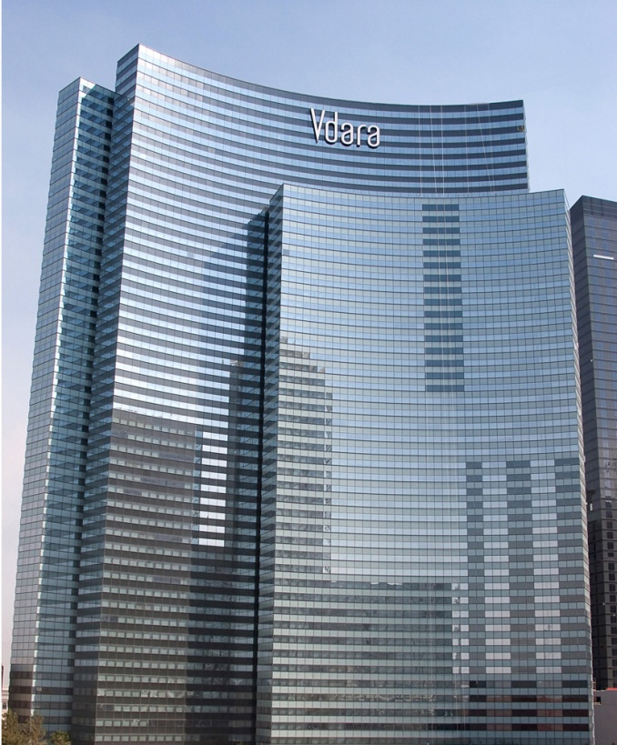 Vdara Resort - Las Vegas