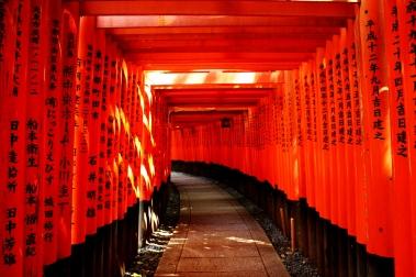 Kyoto - Fushimi-Inari