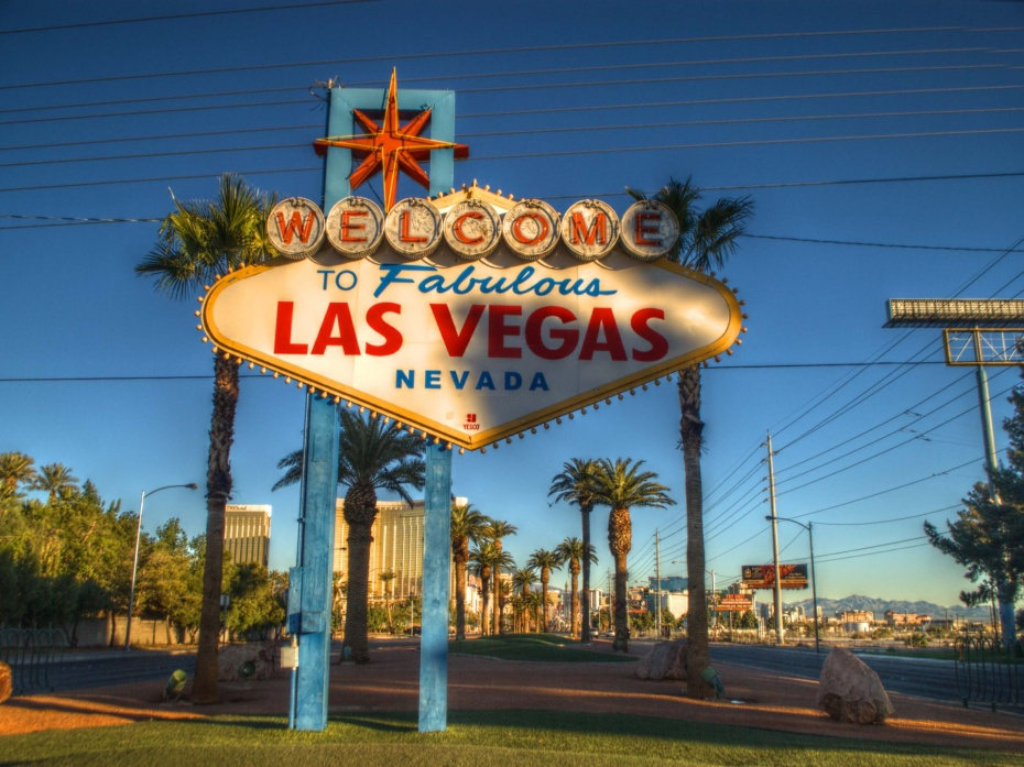 Welcome to fabulous Las Vegas!