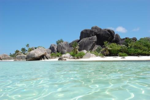 Anse source dargent - La Digue - Seychelles