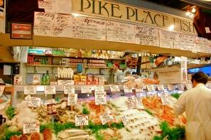 Pike Place Market - Seattle
