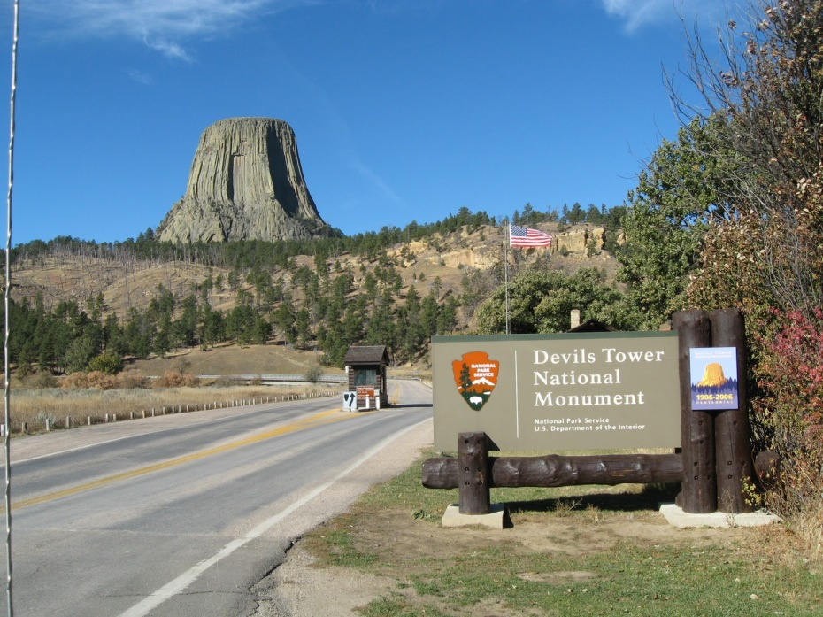 Devils Tower - WY