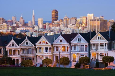 Seven Sisters - San Francisco