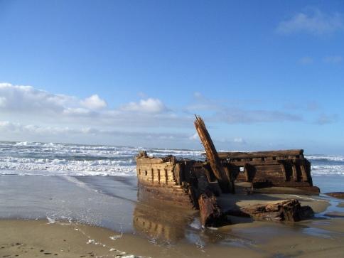 Horsfall Beach - Coos Bay - Oregon