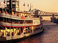 SteamBoat - Natchez - Mississipi