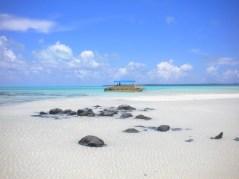 Aitutaki Lagoon - Cook
