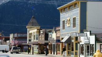 Alaska - Skagway