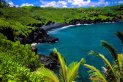 Black Beach Hana Maui - Hawaii