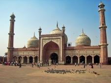 Dehli - Jama Masjid