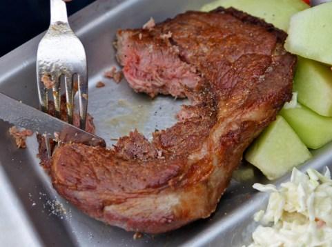 Pitchfork Steak