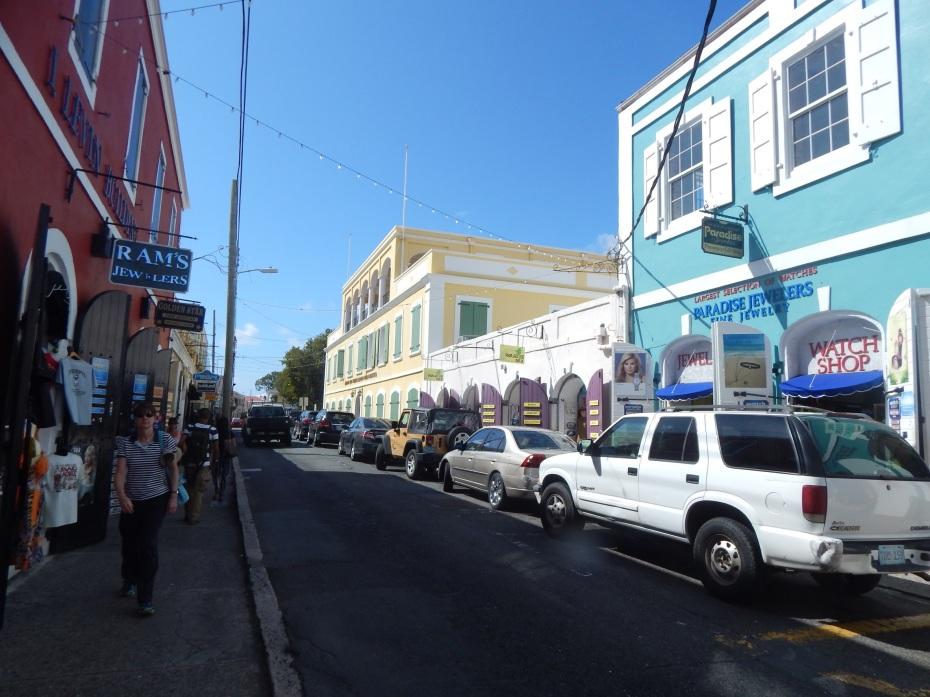 St. Thomas - shops
