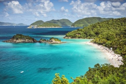 Trunk bay-St. John