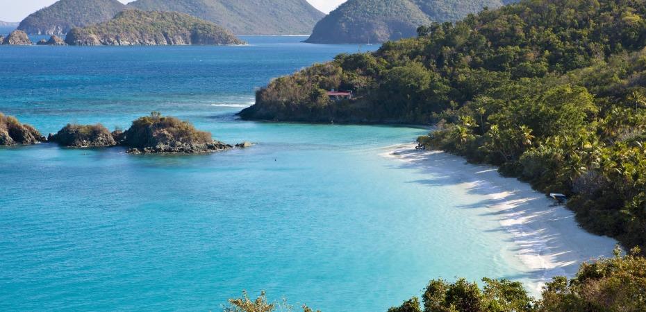 Saint John - Trunk Bay