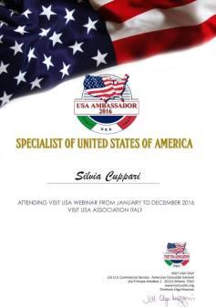 Usa Ambassador 2016