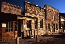 Virginia City Ghost Town - Montana