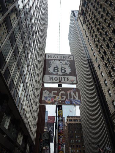 Route 66 - Begin