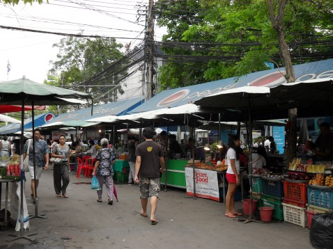Weekend Market - Bangkok