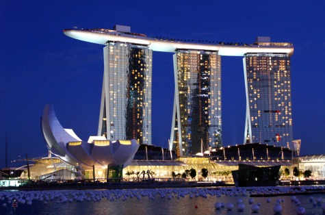 Marina Bay Sands - Singapore