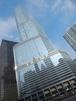 Chicago - Trump Tower
