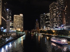 Chicago by Night