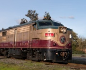 The Napa Valley Train