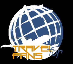 Logo Travel For Fans