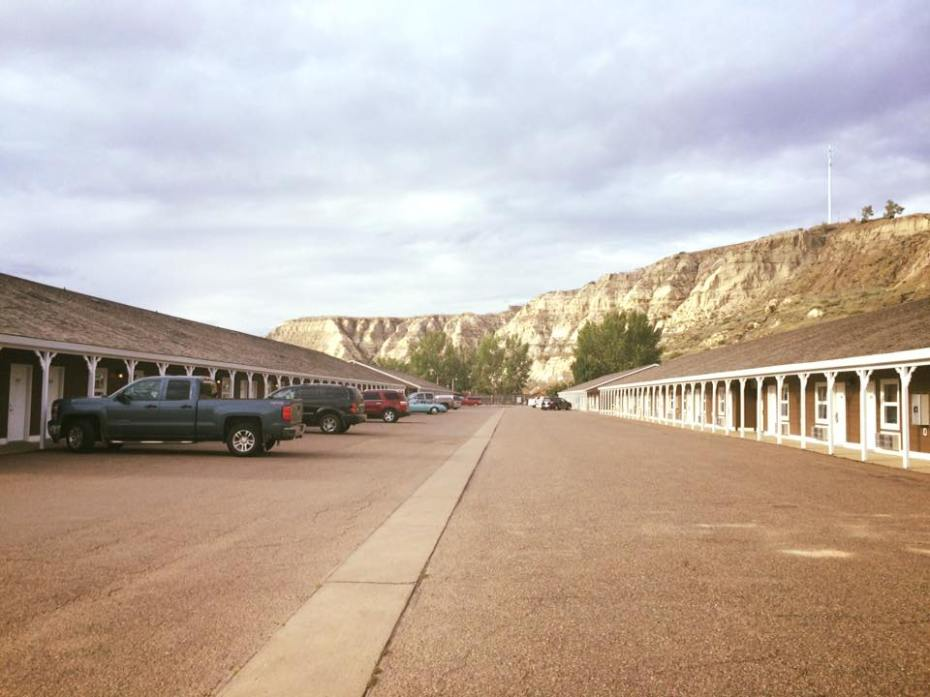 Badlands Motel - Medora - ND