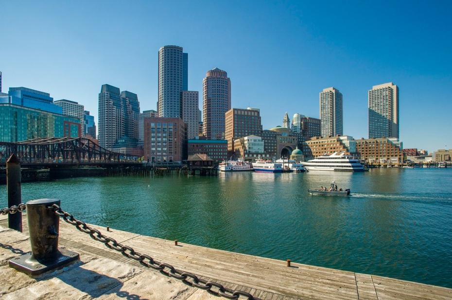 Boston-waterfront
