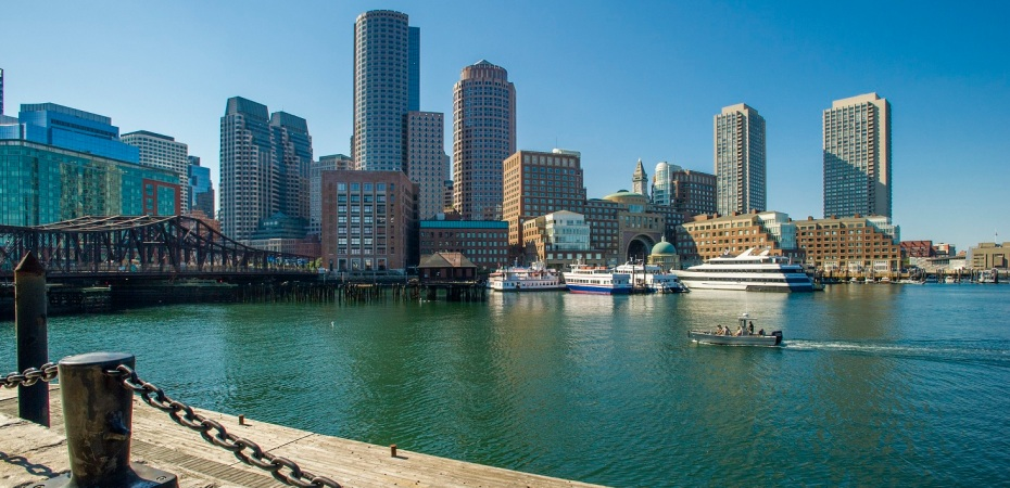 Boston-waterfront