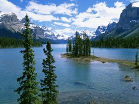 Lake Maligne - Jasper NPark - Canada