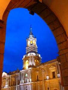 Arequipa - Cattedrale - Perù
