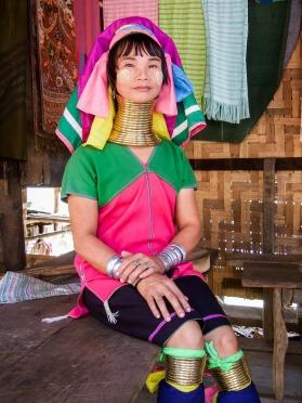 Villaggio Karen - Thailandia