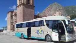 Inka Bus - Perù