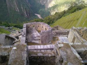 Machu Picchu - Tempio del Sole - Perù