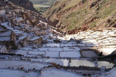 Salinas de Maras - Perù