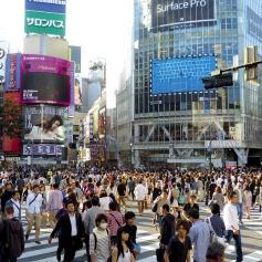 Shibuya - Tokyo