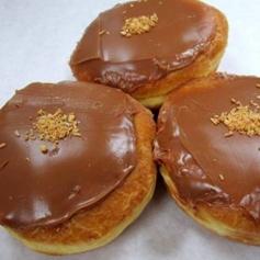 Caramel-apple Donuts