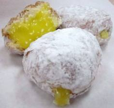 honey-lemon Donuts