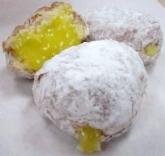 honey-lemon Donuts