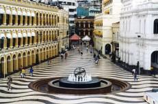 Macau - Piazza Senado