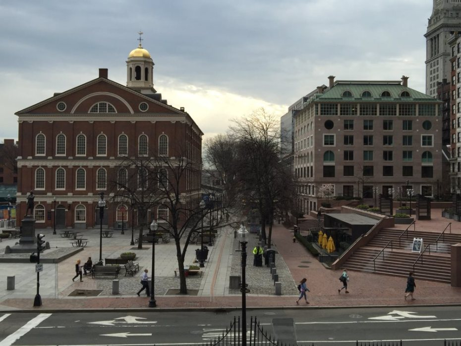 Faneuil Hall Marketplace - Boston