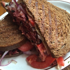 Pastrami With Onion - Boston