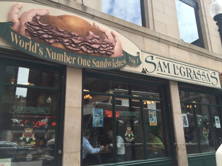 Sam La Grassa's - Boston